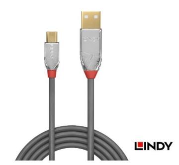 林帝 USB2.0 TYPE-A/公 TO MICRO-B公 3M