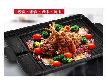 韓式多功能麥飯石烤盤(卡式爐款)