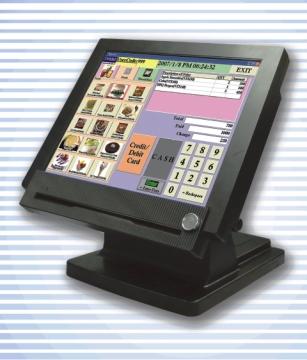 SP-550 POS 主機含作業系統